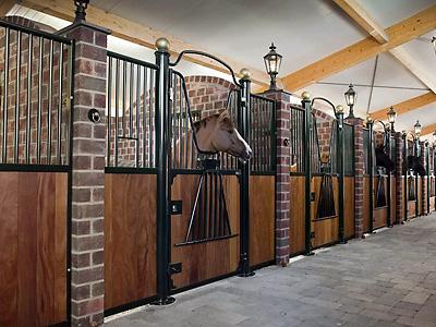 Boxinredning häst